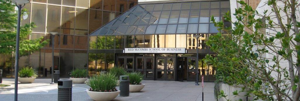 UT Austin McCombs MBA essays