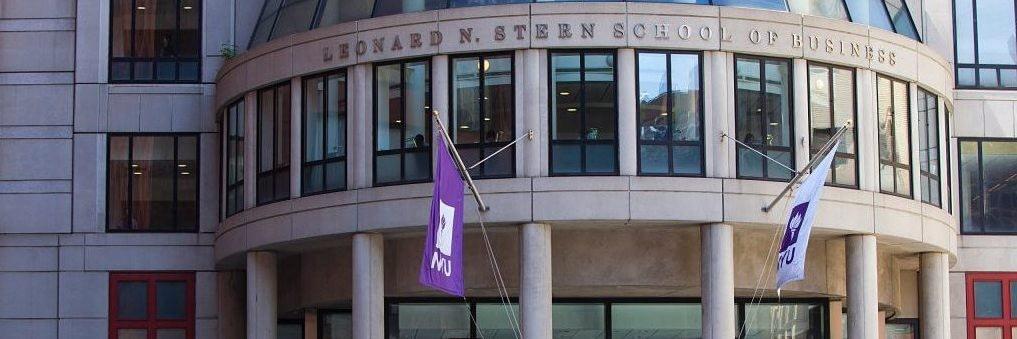 NYU Stern MBA interview