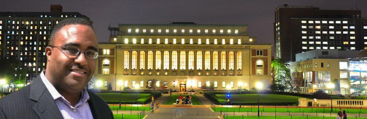 Columbia Business School's Michael Robinson