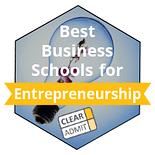 Best Business Schools Entrepreneurship