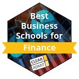 Best Business School Finance