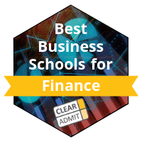 Best MBA Programs Finance