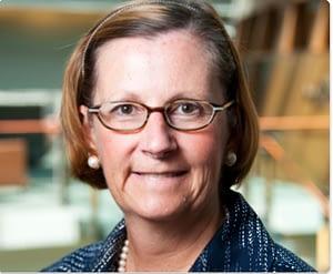 Doreen Amorosa, associate dean and managing director of the McDonough MBA Career Center