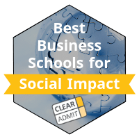Best Social Impact MBA