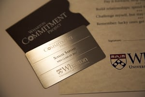 Wharton Commitment Project