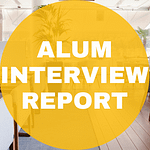 Chicago Booth Interview Questions & Report: Round 2 / Alumnus / Zoom