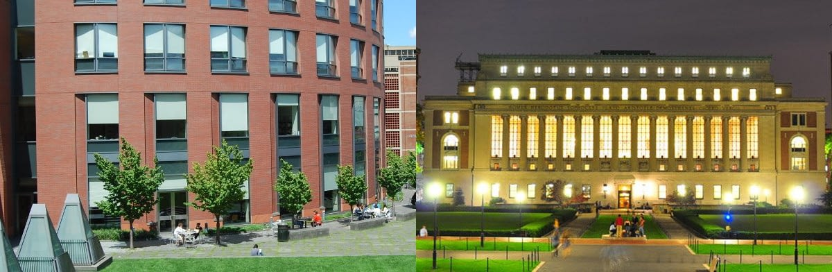 DecisionWire Spotlight: Columbia Business School or Wharton for Tech