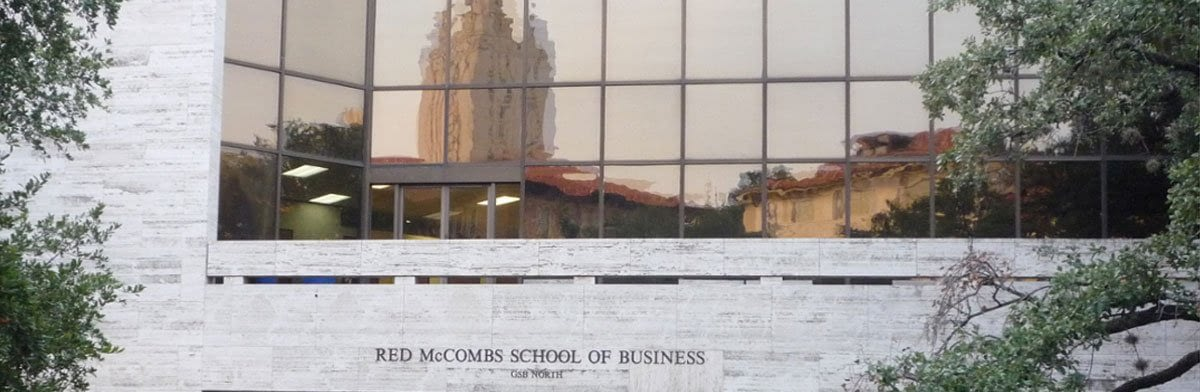 UT Austin / McCombs MBA interview
