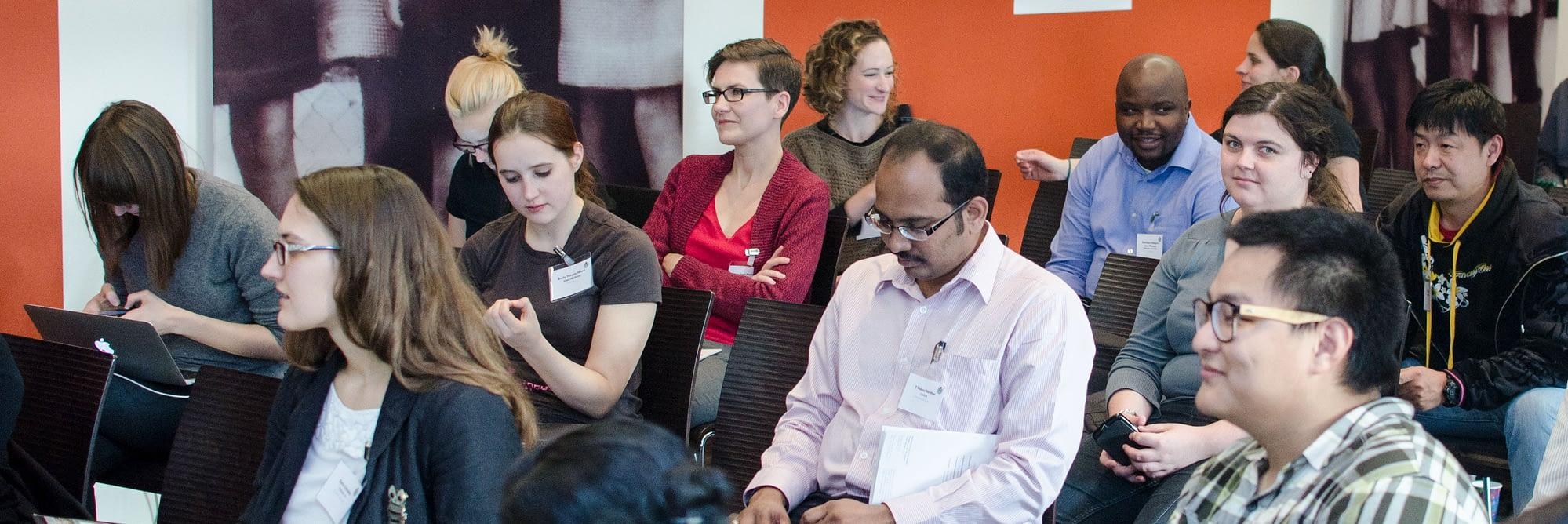 pre-MBA diversity conference
