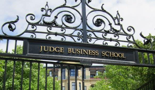 Cambridge Judge Essay Topic Analysis 2016-2017