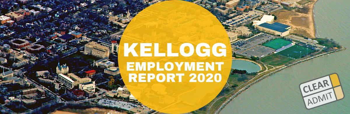 kellogg mba employment report