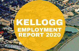 kellogg mba employment report