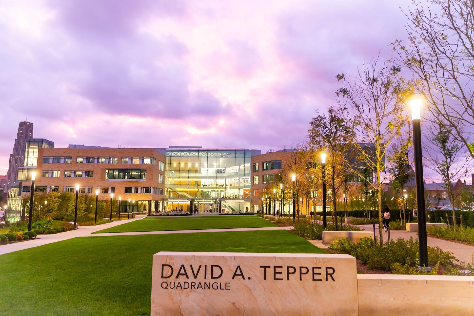 Tepper School of Business - Carnegie Mellon University