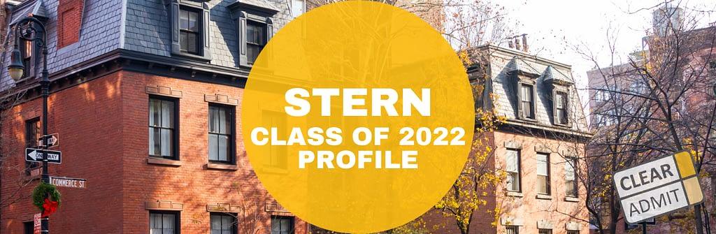 Nyu Calendar 2022.Nyu Mba Class Profile Stern Class Of 2022 Clear Admit