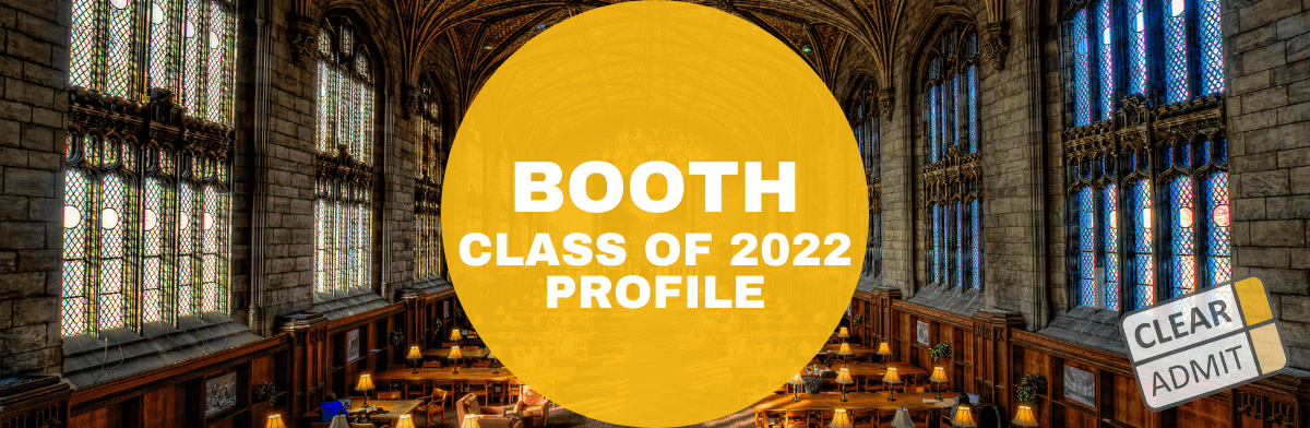 chicago booth class profile