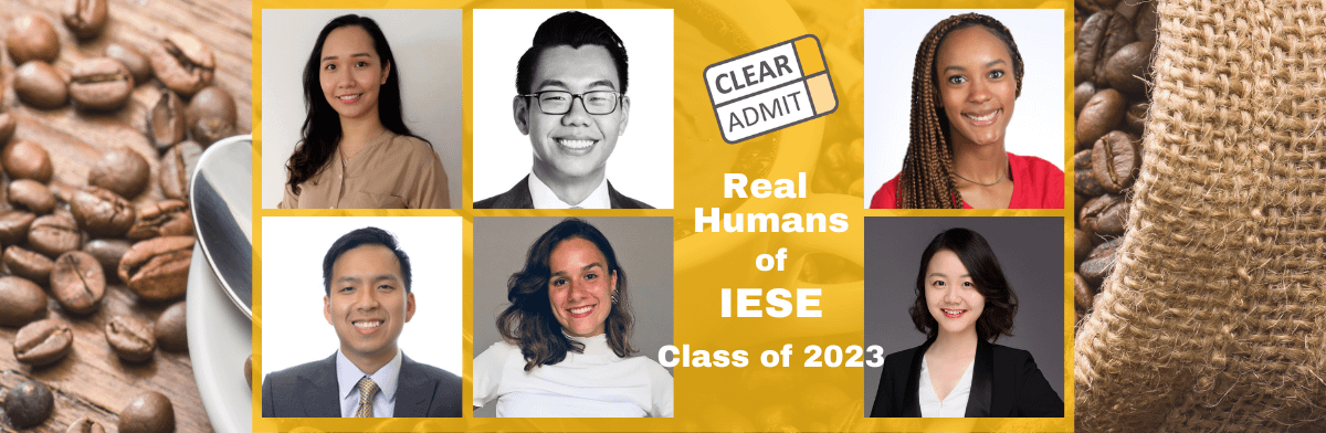 iese mba class