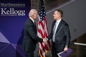 Harris and President Biden