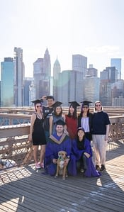 from japan to NYU stern