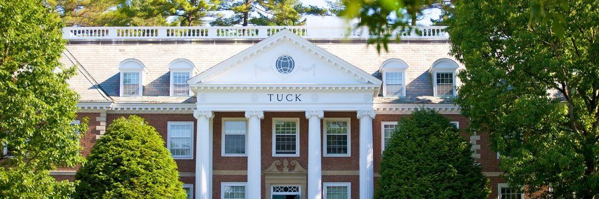 tuck class of 2020 profile