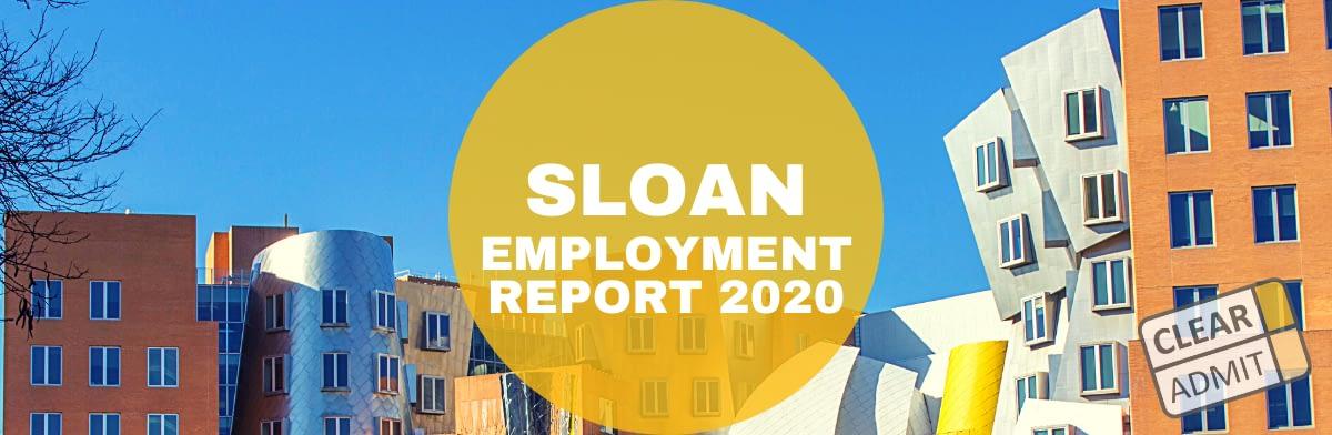 mit sloan employment report