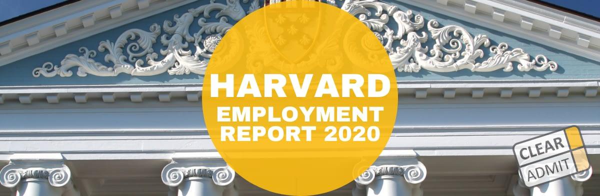 harvard business school employment report