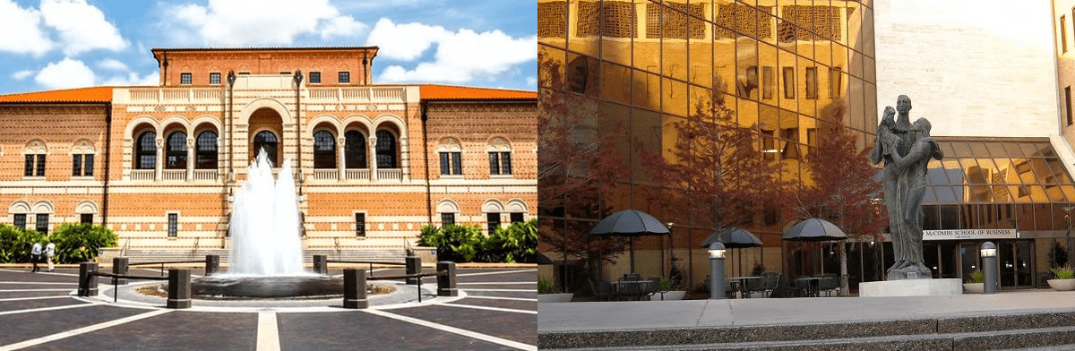 MBA VisitWire Spotlight: Rice / Jones and UT Austin / McCombs