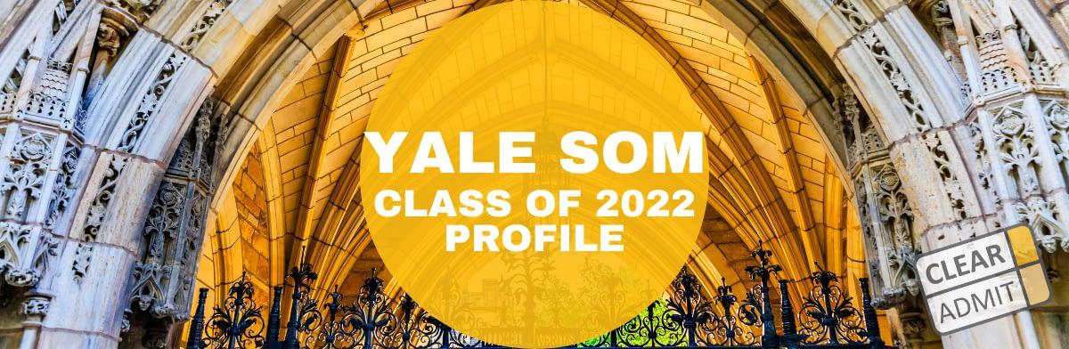 yale mba class profile