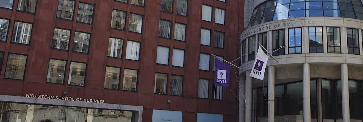 NYU Stern MBA Deadlines