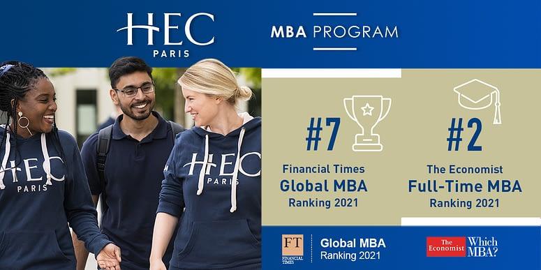 HEC Paris MBA